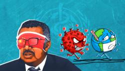 فشل منظمة الصحة العالمية كورونا الوباء القادم الصين
