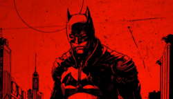 The Batman2021 باتمان 2021 مُلتقى DC FanDome ووندر وومان داوين جونسون بلاد أدم
