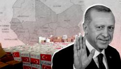 الساحل الإفريقي - تركيا في الساحل الإفريقي - تركيا في إفريقيا - تركيا وفرنسا - تركيا