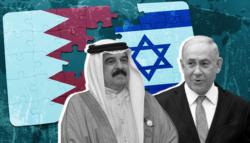 سلام البحرين - إسرائيل - تاريخ تطبيع البحرين وإسرائيل - اتفاقات السلام الخليج إسرائيل -  السلام بين الخليج وإسرائيل