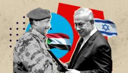 السودان وإسرائيل - التطبيع مع إسرائيل - سلام السودان وإسرائيل