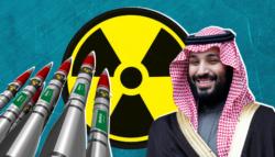 الكعكة الصفراء - البرنامج النووي السعودي - السعودية والصين - السعودية - الأسلحة السعودية النووية