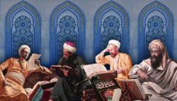 المذاهب الأربعة - مذهب مالك  - مذهب أبي حنيفة - مذهب ابن حزم - الفقه الإسلامي