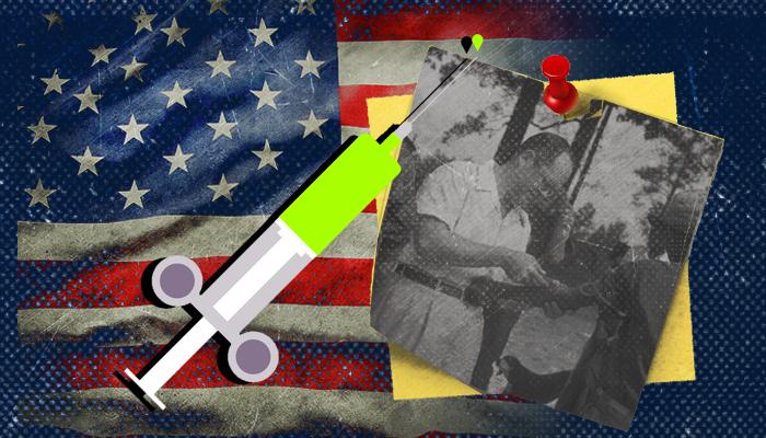 تجربة تاسكيجي - أمريكا - السود - ألاباما