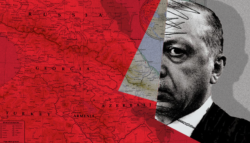 تركيا في القوقاز -  بحر قزوين - تركيا وأذربيجان - تركيا وروسيا