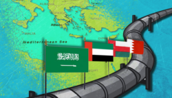 الطاقة في الشرق الأوسط - منتدى غاز شرق المتوسط - التطبيع مع إسرائيل - التعاون مع إسرائيل - الشرق الأوسط ضد إيران