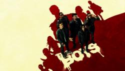 The Boys مسلسل - دي سي كومكس - هوملاندر وسوبرمان - مسلسل الرفاق - مسلسلات أمازون