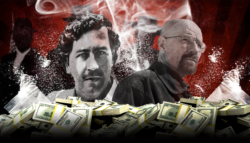 بابلو سكوبار - غسيل الأموال - ملفات فنسن - بنك اتش اس بي سي