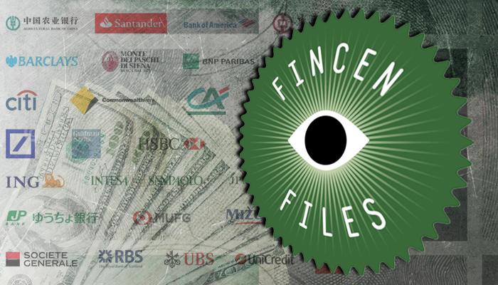 ملفات FinCEN - SAR - غسيل الأموال - غسل الأموال - تسريب ملفات FinCEN