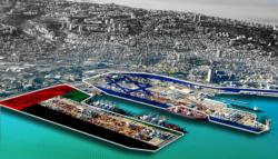 ميناء حيفا - الإمارات وميناء حيفا - الإمارات وإسرائيل - مجموعة شانغهاي -