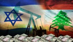 لبنان اسرائيل ترسيم الحدود البحرية صراع الغاز شرق المتوسط خط هوف