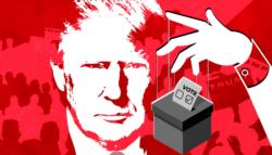 ترامب العوامل الخفية - فوز ترامب - الانتخابات الأمريكية 2020 - الديمقراط وترامب