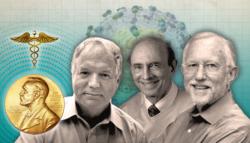 فيروس سي - جائزة نوبل الطب 2020 - Non-A Non-B - هارفي جيه ألتر - مايكل هوتون - تشارلز إم رايس