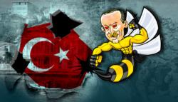 أردوغان - الإسلام السياسي - تدخل تركيا في سوريا -علاقة تركيا مع الخليج - منظومة الصواريخ الروسية S-400