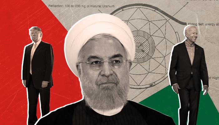 بايدن وإيران - الضغط الأقصى - ترامب وإيران - ترامب وإيران - اتفاق إيران النووي بايدن -