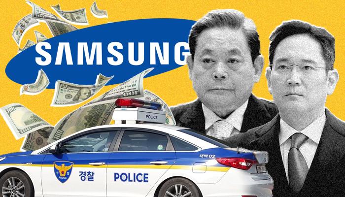 لي كون هي - ثروة سامسونج - ضريبة الميراث - لي جاي يونج - لي كون هي