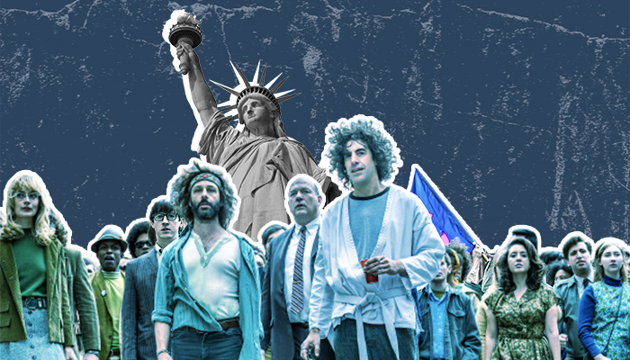 محاكمة شيكاغو 7 آرون سوركين أوسكار 2021 أفلام الانتخابات الأمريكية The Trial of the Chicago 7 أفلام الانتخابات الأمريكية
