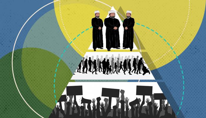 السلطة - سيطرة الإسلاميين - سلطة المجتمع - الإسلاميون وقيادة المجتمع