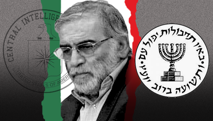 الموساد يغتال محسن فخري زادة - الموساد في إيران - إسرائيل وإيران - إسرائيل وبايدن - إيران وبايدن