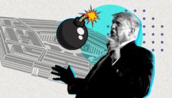 تغييرات البنتاجون قانون التمرد ضرب إيران تسليم السلطة دونالد ترامب وزارة الدفاع الأمريكية