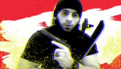 أبو دجانة الألباني - كوجتيم فيزولاي - هجوم النمسا - هجوم فيينا