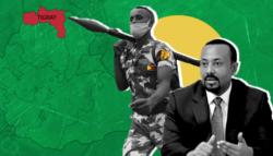 الحرب الأهلية الإثيوبية - تيغراي - حرب التيغراي - آبي أحمد وتيغراي - أزمات آبي أحمد
