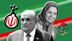 قنبلة بيتزا هت - إرهاب إيران - عمليات إيران في أوروبا - الإرهاب الإيراني - المعارضة الإيرانية