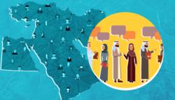 محتوى التواصل الاجتماعي - محتوى وسائل التواصل الاجتماعي - المحتوى الضار - السوشال ميديا - الشرق الأوسط