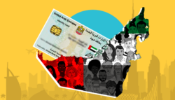 الجنسية الإمارات - الإمارات المغتربين - الافتصاد غير النفطي - المغتربين بالإمارات - تركيبة المجتمع الإماراتي
