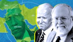 الشرق الأوسط - جو بايدن والشرق الأوسط - ترامب - أوباما