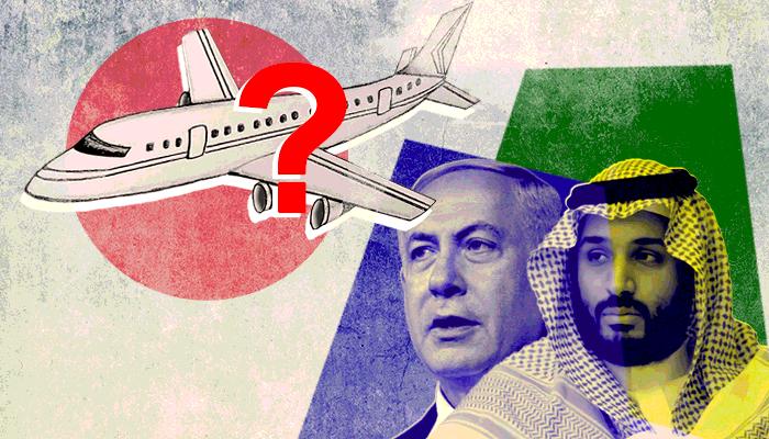 بن سلمان نتنياهو - السعودية إسرائيل - السعودية إيران - السعودية جو بايدن - إيران جو بايدن