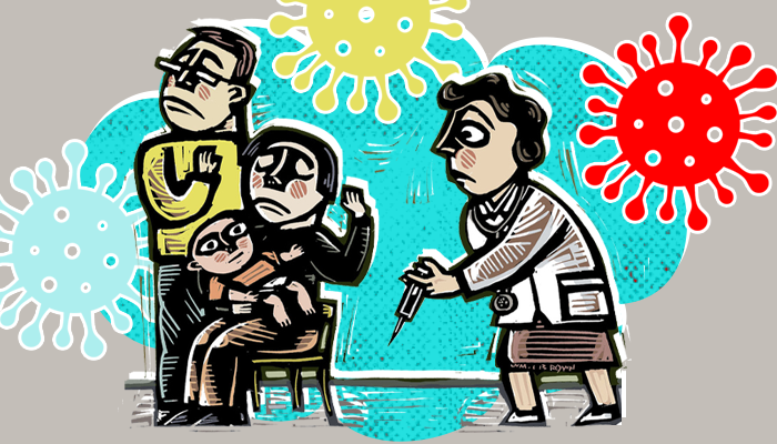 anti-vaxxers جماعات مناهضة التطعيم لقاح كوفيد-19 مناهضة اللقاحات لقاحات قاتلة أندرو ويكفيلد
