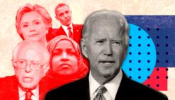 إدارة بايدن - اليسار بايدن - أوباما بايدن - معارك بايدن - تعيينات بايدن