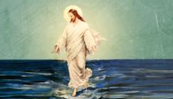 حياة المسيح - من ولد المسيح - المسيح يمشي على الماء - كفن تورينو - يسوع مريم المجدلية