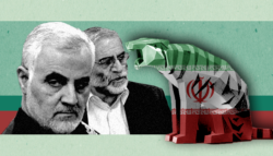 إيران سلاح الوقاحة اليمن العراق إيران الميليشيات محسن فحري زادة