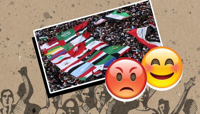 10 سنوات على الربيع العربي - أزمات الربيع العربي - الدول العربية - الشرق الأوسط