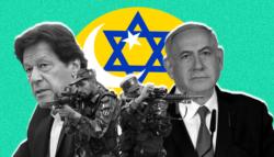 التطبيع بين باكستان وإسرائيل - الجيش الباكستاني وعمران خان - العلاقات بين باكستان وإسرائيل