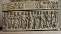 تابوت ماركوس كلوديانوس في روما