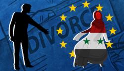 السوريات الطلاق