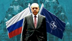 تركيا وروسيا والناتو - علاقة تركيا بالناتو - العثمانية الجديدة