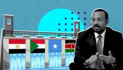 سدود إثيوبيا - إثيوبيا ومصر والسودان - إثيوبيا وكينيا - إثيوبيا والصومال