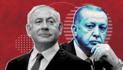 أردوغان وإسرائيل - العلاقات الإسرائيلية التركية - تحالف إسرائيل والعرب - إسرائيل والعرب ضد تركيا - مقاطعة تركيا