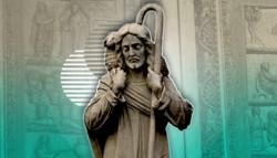 صولجان المسيح - المسيح - يسوع