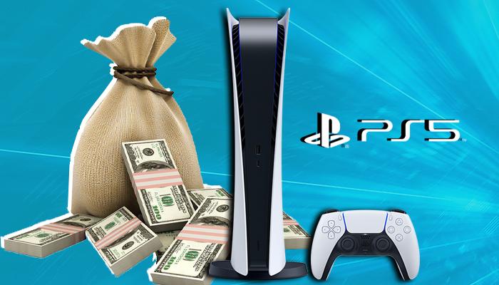 PS5 - بلاي ستيشن 5 - بلاي ستيشن 4 - جمارك بلاي ستيشن 5