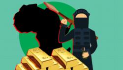 تهريب الذهب الإفريقي -  ذهب إفريقيا - حزب الله في إفريقيا - تمويل الإرهاب في إفريقيا - داعش في إفريقيا
