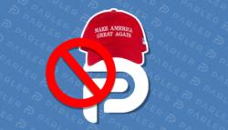 حذف بارلر - أنصار ترامب - منصات السوشيال - اقتحام الكابيتول