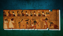 نصوص غيرت التاريخ كتاب الموتى بردية آني الخروج إلى النهار مصطفى ماهر