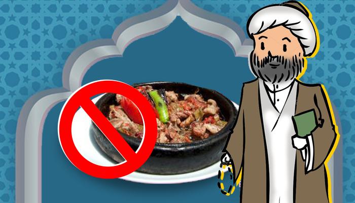 حكم أكل المخاصي حلال أم حرام