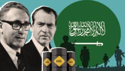 أمريكا غزو السعودية مصر الكويت حرب النفط 1973