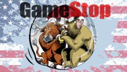 سوق المال الأمريكي - GameStop - وول ستريت - وول ستريت بيتس - جيم ستوب